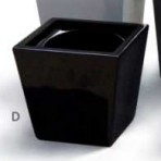380mm Wedge Planter with Insert