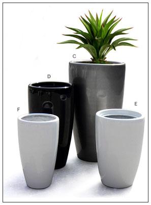 Venetian Fibreglass Planter