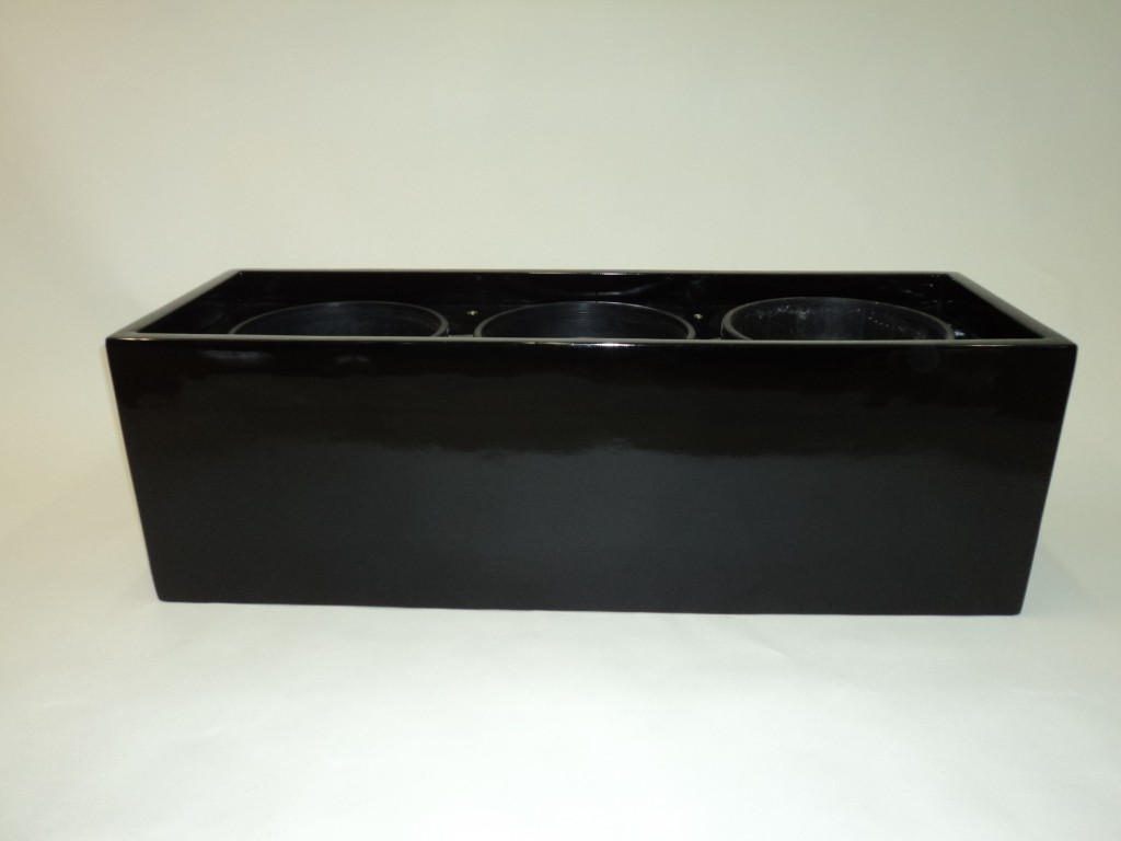 TROUGH 1000MM X 320MM LONG WITH STRAIGHT SIDES