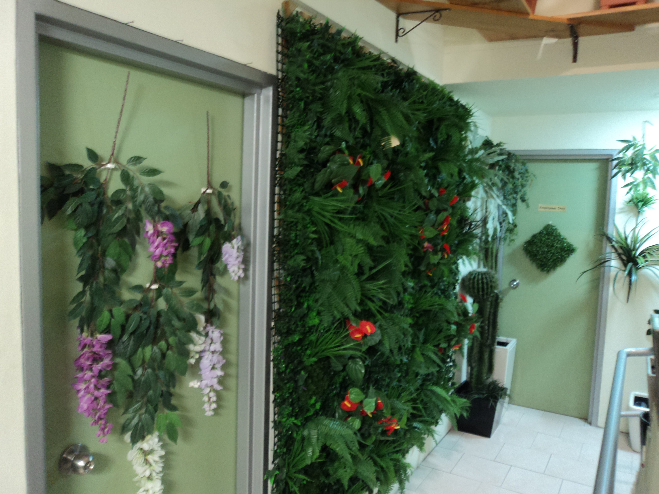 Vertical Garden Wall Panel Growum Fibreglass
